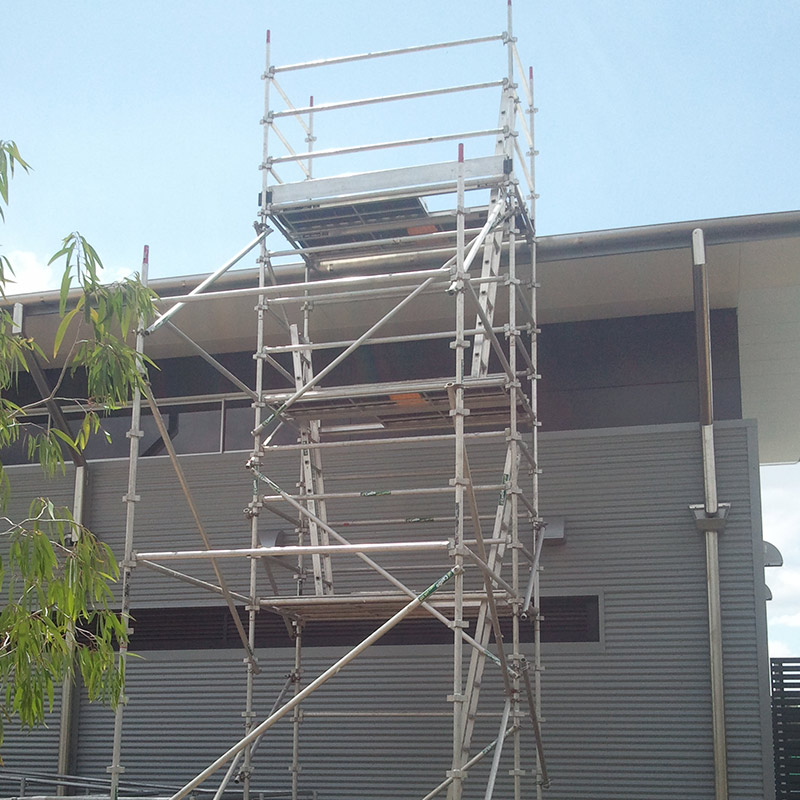 Fixed & Mobile Scaffold Towers For Hire